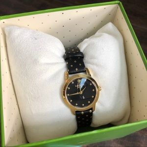 Kate Spade Metro Mini Polka Dot Watch